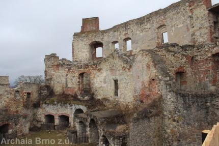 hrad z roku 1313