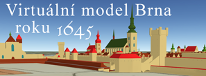 Virtu�ln� model Brna